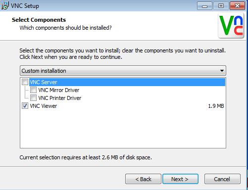 Hướng dẫn cài đặt VNC truy cập máy tính từ xa – quản trị mạng