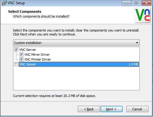 Vnc Screen Lock Disable